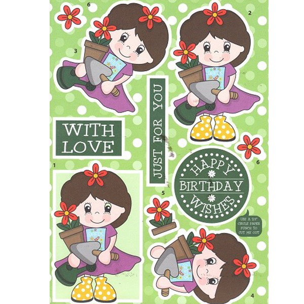 Gardening Grace CC-CT015 Cut and Create (Pack of 2)