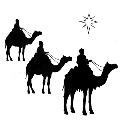 Three Kings and Star