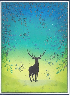 Stag by Michelle Walpole