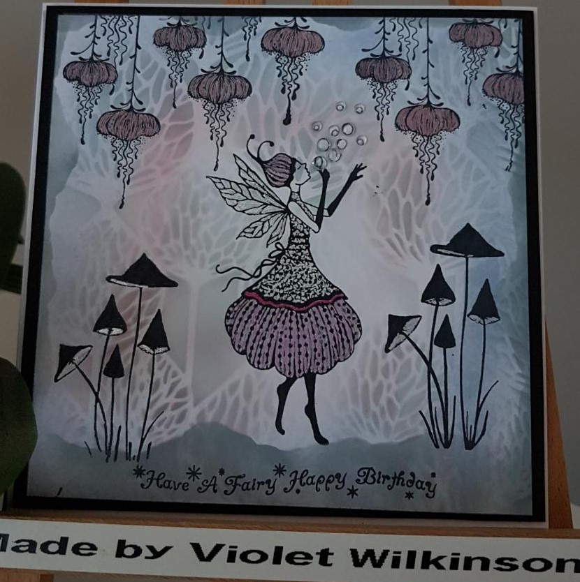 Giselle by Violet Wilkinson