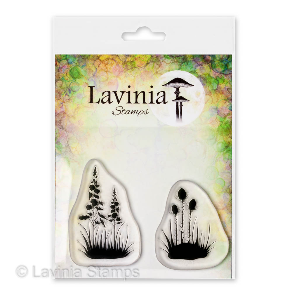 Lav683 Silhouette Foliage Set Pre Order Approx Mid September